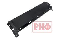Защита радиатора под бампер РИФ для Toyota Land Cruiser Prado120 сталь