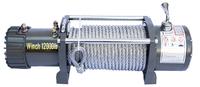 Лебёдка электрическая 12V CM Winch 12000