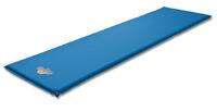 Коврик самонадувающийся ALEXIKA TRAVEL ensign blue 183x51x3,1см. (Синий)