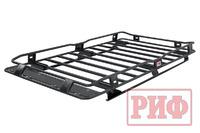 Багажник (корзина) РИФ 1200х2100 мм для Toyota Land Cruiser Prado 150