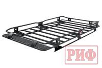 Багажник (корзина) РИФ 1200х2100 мм для Toyota Land Cruiser Prado 120