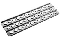 Сэнд-трак РИФ 150x44 см алюминиевый
