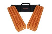 Сэнд-траки пластиковые усиленные до 10 т.+ сумка 110 см (2 шт.) оранжевые