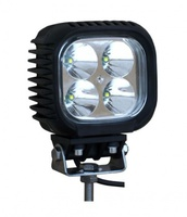 Фара дальнего света РИФ 125 мм 40W LED