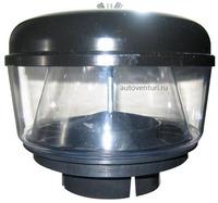 """Насадка Telawei на шноркель с предочистителем воздуха прозрачная (диаметр 3"""")"""