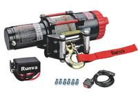 Лебёдка электрическая 12V Runva 3500A lbs