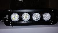 Фара комбинированного света РИФ 203 мм 40W LED