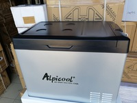 Холодильник автомобильный ALPICOOL С50 50 л 12/24/220 В