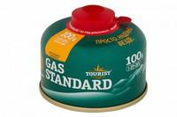 Баллон газовый резьбовой STANDARD 100 г. TOURIST