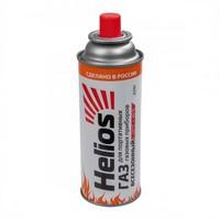 Газовый баллон цанговый  Helios 220 гр