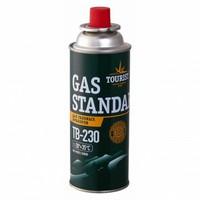 Газовый баллон цанговый STANDARD для портативных приборов (TB-230)