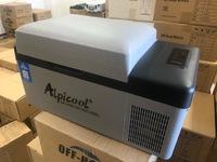Холодильник автомобильный ALPICOOL C-20 л 12/24/220 В