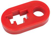 Держатель рукоятки РИФ для домкрата Hi-Lift (красный)