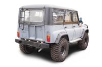 Расширители колёсных арок УАЗ Хантер (передние 70 мм, задние 70 мм)