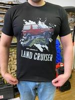 "Футболка ""Land Cruiser"""