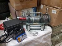 Лебедка автомобильная Electric Winch 12v, 6000LBS